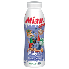 Miau - Blueberry Milk Drink 450ml