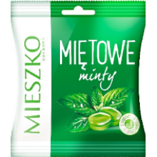 Mieszko - Minty Hard Candies 90g