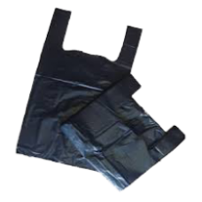 Eagle Poly Bags - Black Bottle Bags 200x330x460 Approximately ~75 Units
