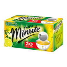 Minutka - Green Tea with Lemon 28g