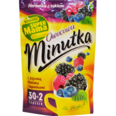 Minutka - Raspberry and Blueberry Tea 56g