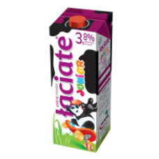 Mlekpol - Laciate Junior 3.8% Fat Milk 1L