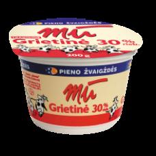 Mu - Sour Cream 30% 200g
