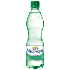 Naleczowianka - Carbonated Mineral Water 500ml