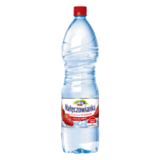 Naleczowianka - Strawberry Flavour Still Mineral Water 1.5L