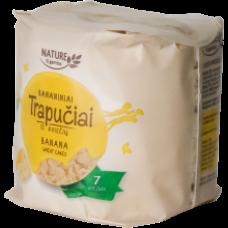 Nature - Banana Wheat Cakes 105g