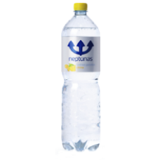 Neptunas - Lemon Flavour Lightly Carbonated Table Water 1.5L