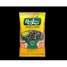 Nutline - Black Salted Sunflower Seeds / Seminte Negre Sarate 100g