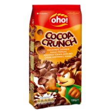 OHO - Cocoa Crunch Breakfast Cereal 150g