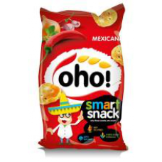 OHO - Mexicana Flavour Snacks 60g