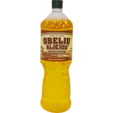 Obeliu - Unrefined Sunflower Seeds Oil 900ml