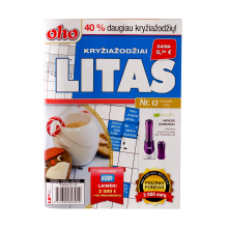 Oho Litas - Lithuanian Crosswords