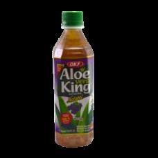 Okf - Aloe Vera Grape Drink 500ml