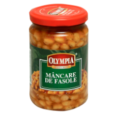 Olympia - Cooked Beans / Mancare de Fasole 314ml