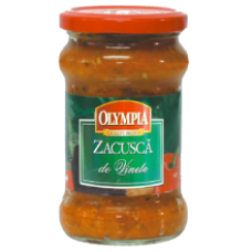 Olympia - Eggplant Snack / Zacusca 314ml