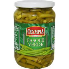 Olympia - Green Beans / Fasole Verde Pastai 720ml