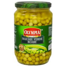 Olympia - Green Peas / Mazare 720ml