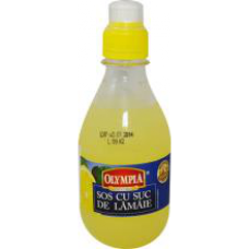 Olympia - Lemon Juice / Suc Lamaie 250ml