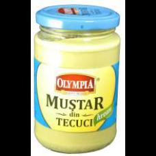 Olympia - Mustard with Horseradish / Mustar cu Hrean 314ml