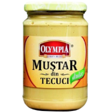 Olympia - Sweet Mustard / Mustar Dulce 314ml