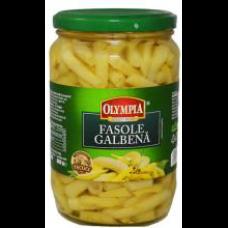 Olympia - Yellow Beans / Fasole Galbena Pastai 720ml