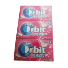 Orbit - Kids Bubble Chewing Gum 14 strips 27g