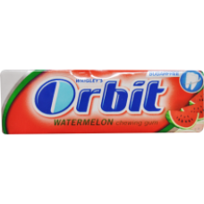 Orbit - Watermelon Chewing Gum 14g