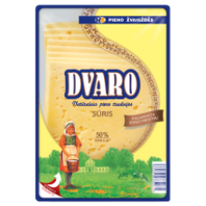 Dvaro - Sliced Cheese 150g