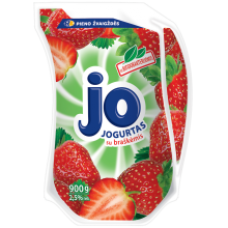 JO - Yogurt with Strawberries 900ml