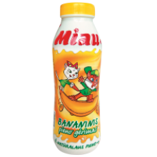 Miau - Banana Milk Drink 450ml