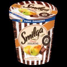 Smilga Premium - Yogurt with Pear and Chocolate 200g