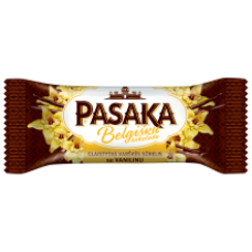 Pasaka - Glazed Curd Cheese Bar with Vanilla and Belgian Chocolate 40g