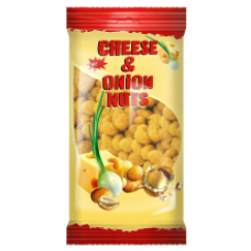 Jega - Cheese and Onion Flavour Peanuts 200g