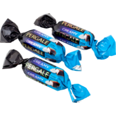 Pergale - Creamy with Dark Chocolate Sweets 3kg
