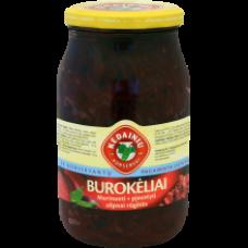Kedainiu Konservai - Pickled Red Beetroots 900ml