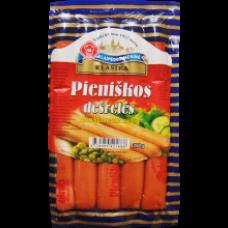 Klaipedos Mesine - Pieniskos Cooked Sausages 260g