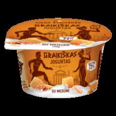 Pieno Zvaigzdes - Greek Yogurt with Honey 150g
