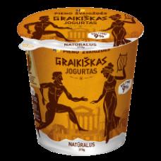 Pieno Zvaigzdes - Natural Greek Yogurt 370g