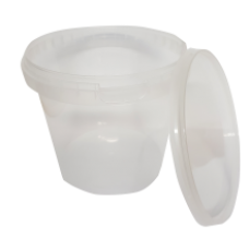 Plastic Food Container - Bucket 1000ml