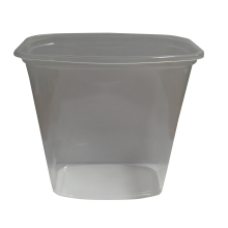 Plastic Food Container without Lid 1000ml
