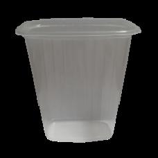 Plastic Food Container 500ml