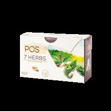 Posti - 7 Herbs Herbal Tea 20x1.5g