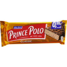 Prince Polo - Classic Wafer Bar 35g