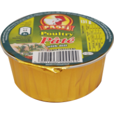 Profi - Poultry Pate with Dill 131g