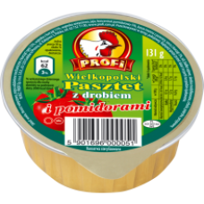 Profi - Poultry Pate with Tomatoes 131g