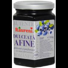 Raureni - Blackcurrant Confiture / Dulceata Coacaze 350g