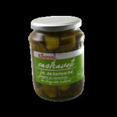 Raureni - Cucumbers In Brine / Castraveti Murati 690g