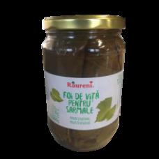 Raureni - Grape Leaves / Foi De Vita Pentru Sarmale 660g