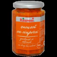 Raureni - Mushrooms Zacusca / Zacusca Ciuperci 300g