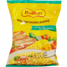 Rollton - Bacon and Cheese Flavour Instant Noodles 60g